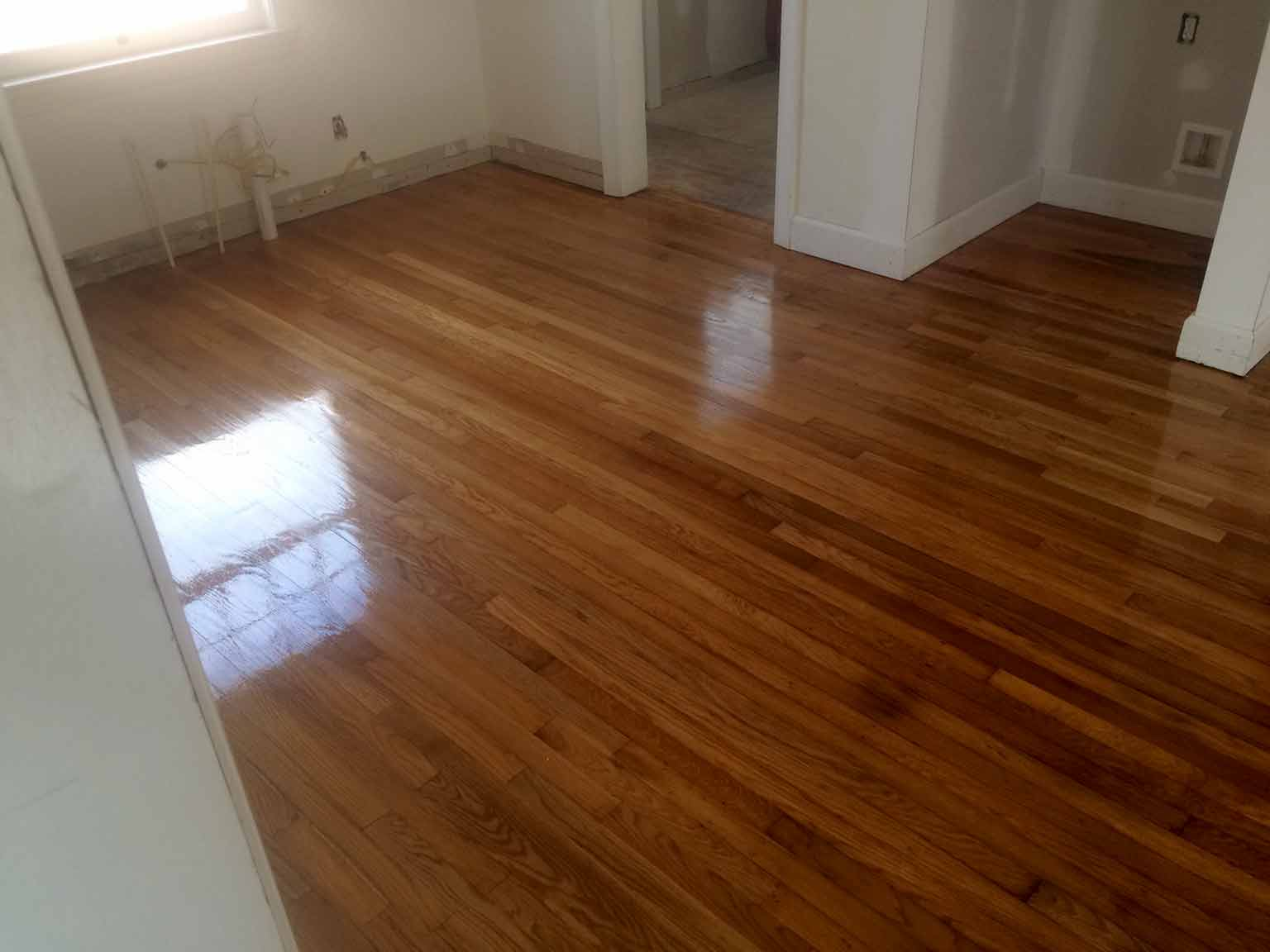Hardwood Floor Refinishing - That Homebird Life