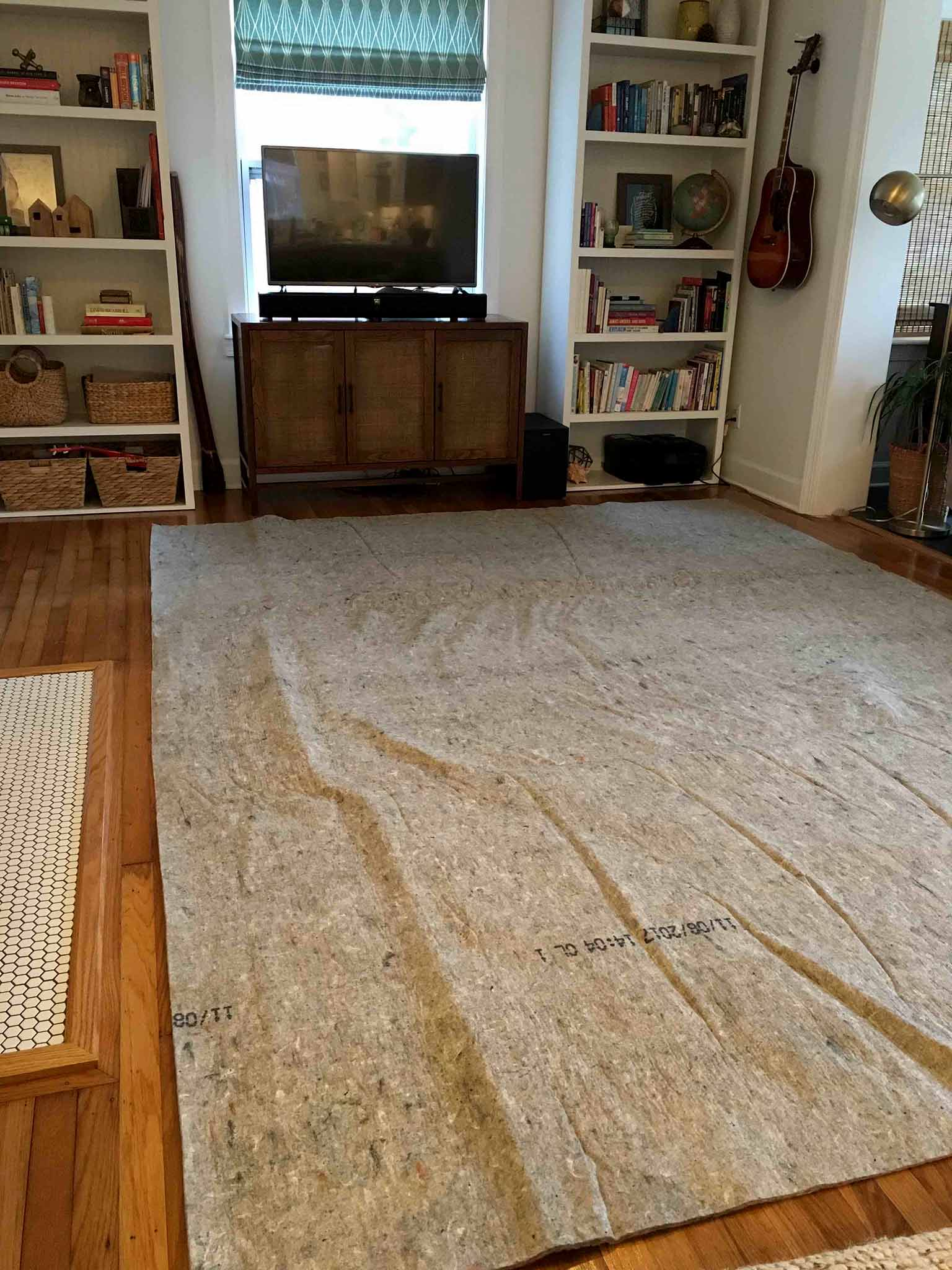 How I Wrecked My Hardwood Floors And How I Fixed Them That