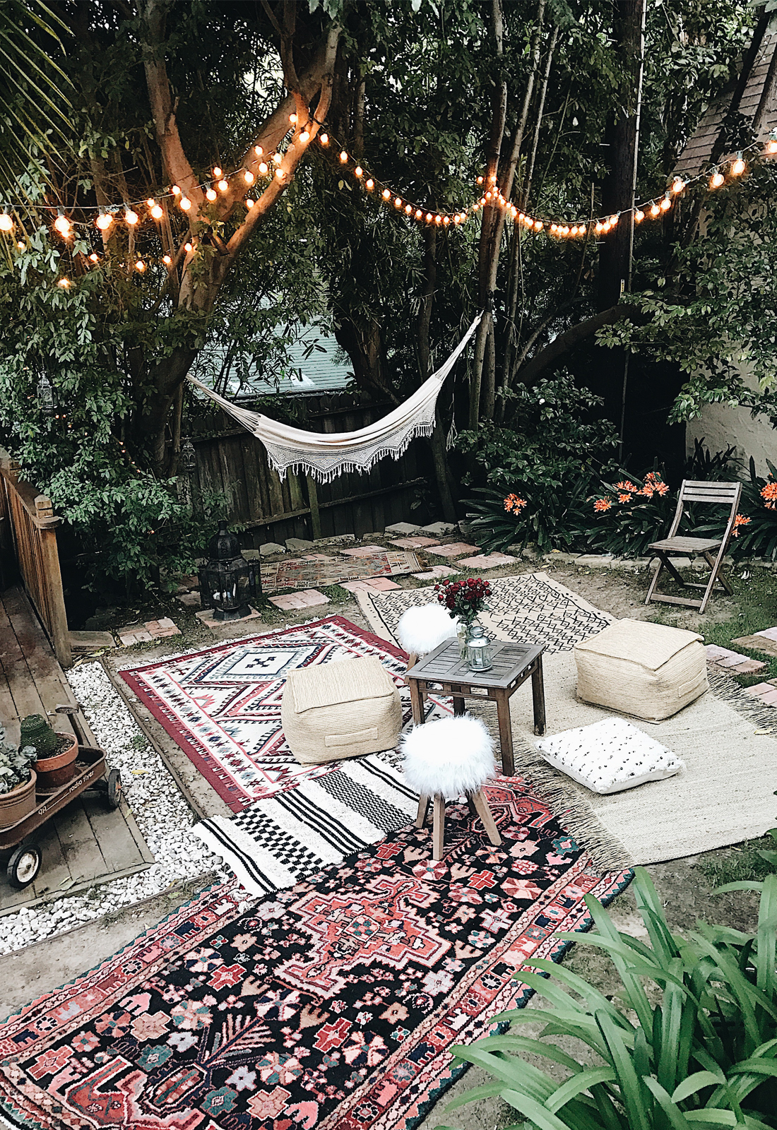 Outdoor Living Inspiration - How we planned our backyard space - That Homebird Life Blog