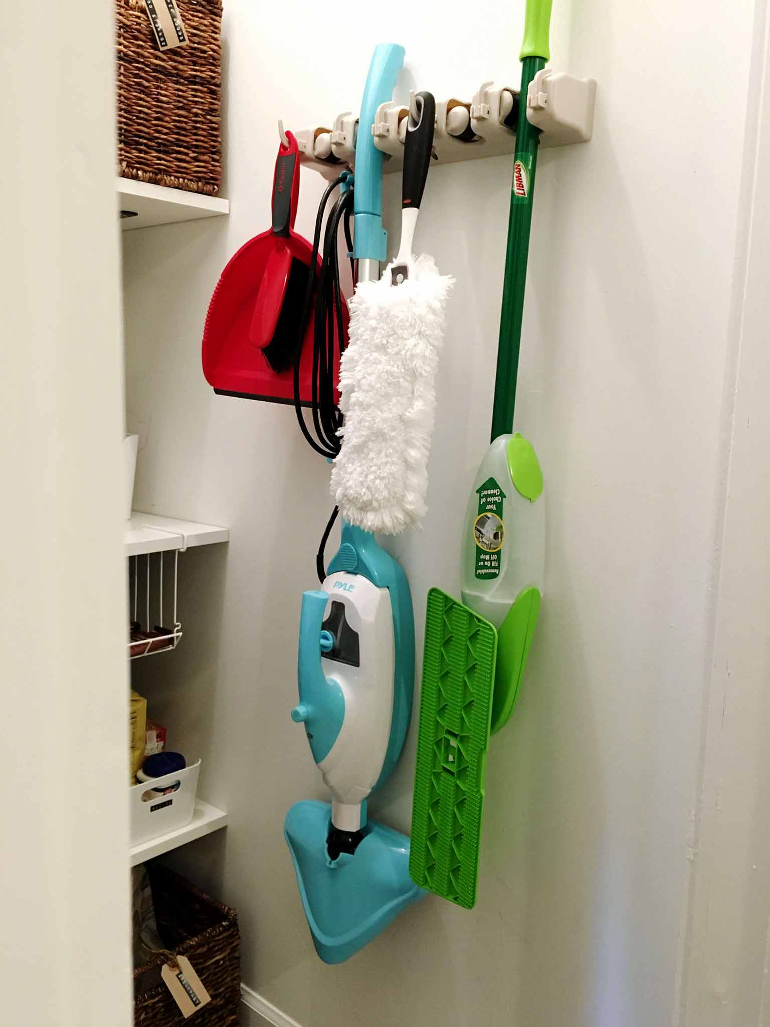 Cleaning supplies - That Homebird Life Blog