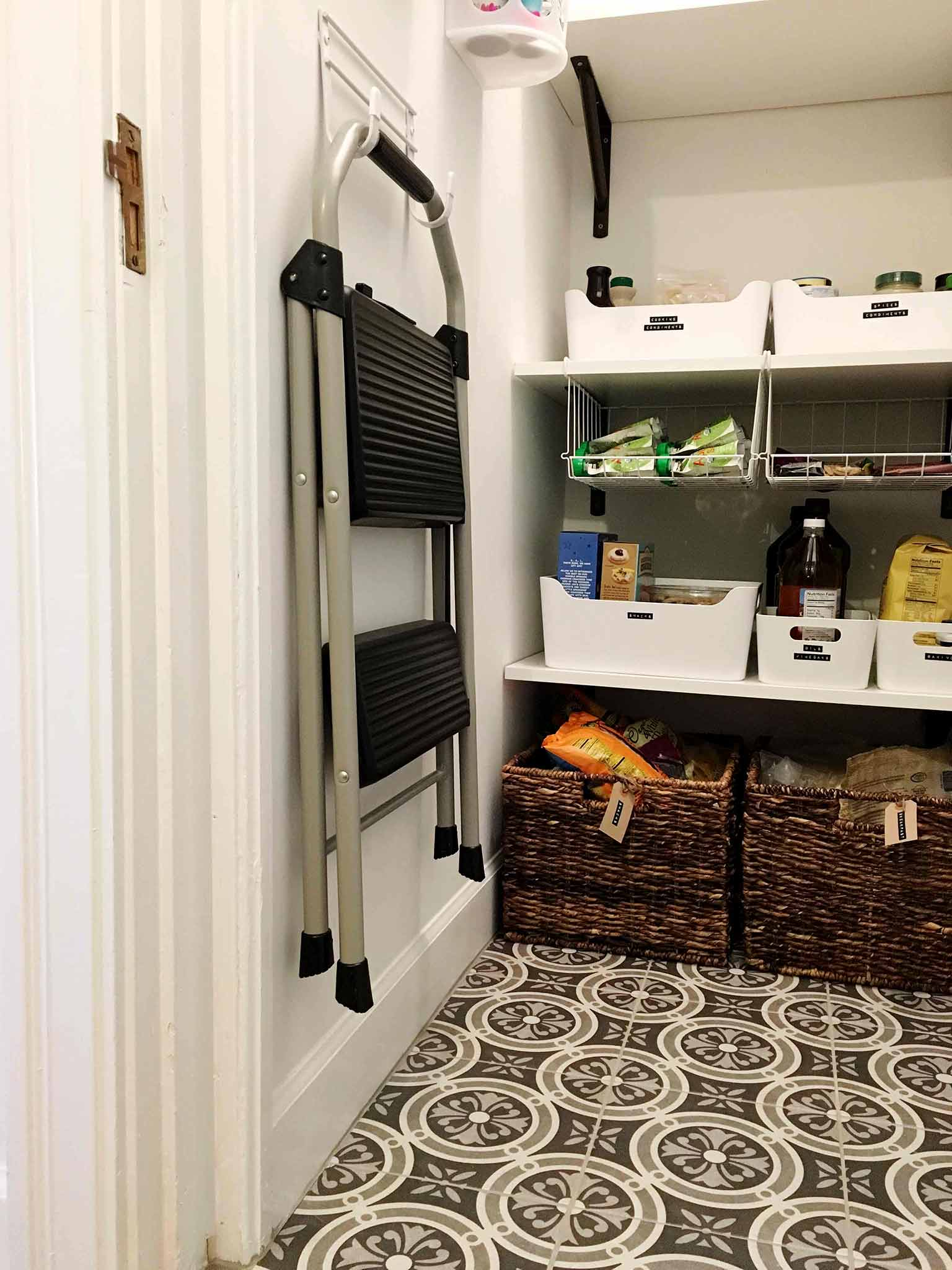 Finished pantry - That Homebird Life Blog