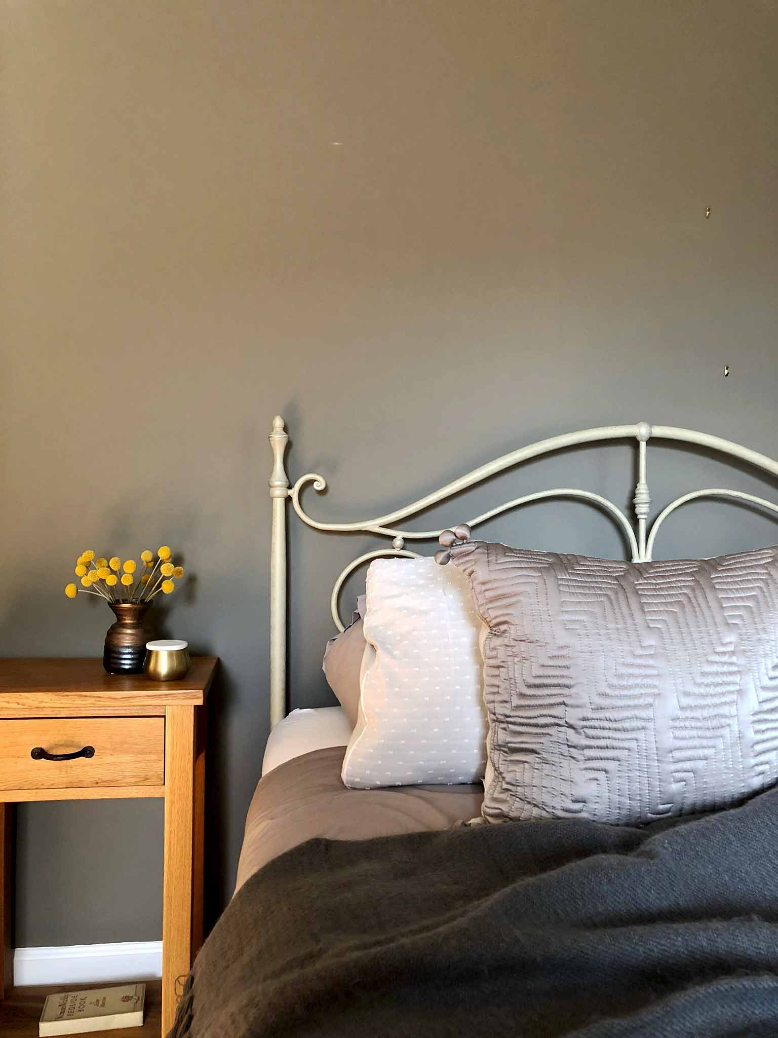 Master Bedroom Progress - The One Room Challenge - That Homebird Life Blog