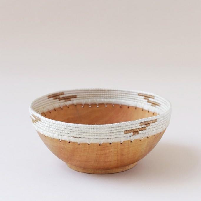 hand carved jacaranda wood bowl - Ethical, Sustainable Holiday Gift Guide - That Homebird Life Blog