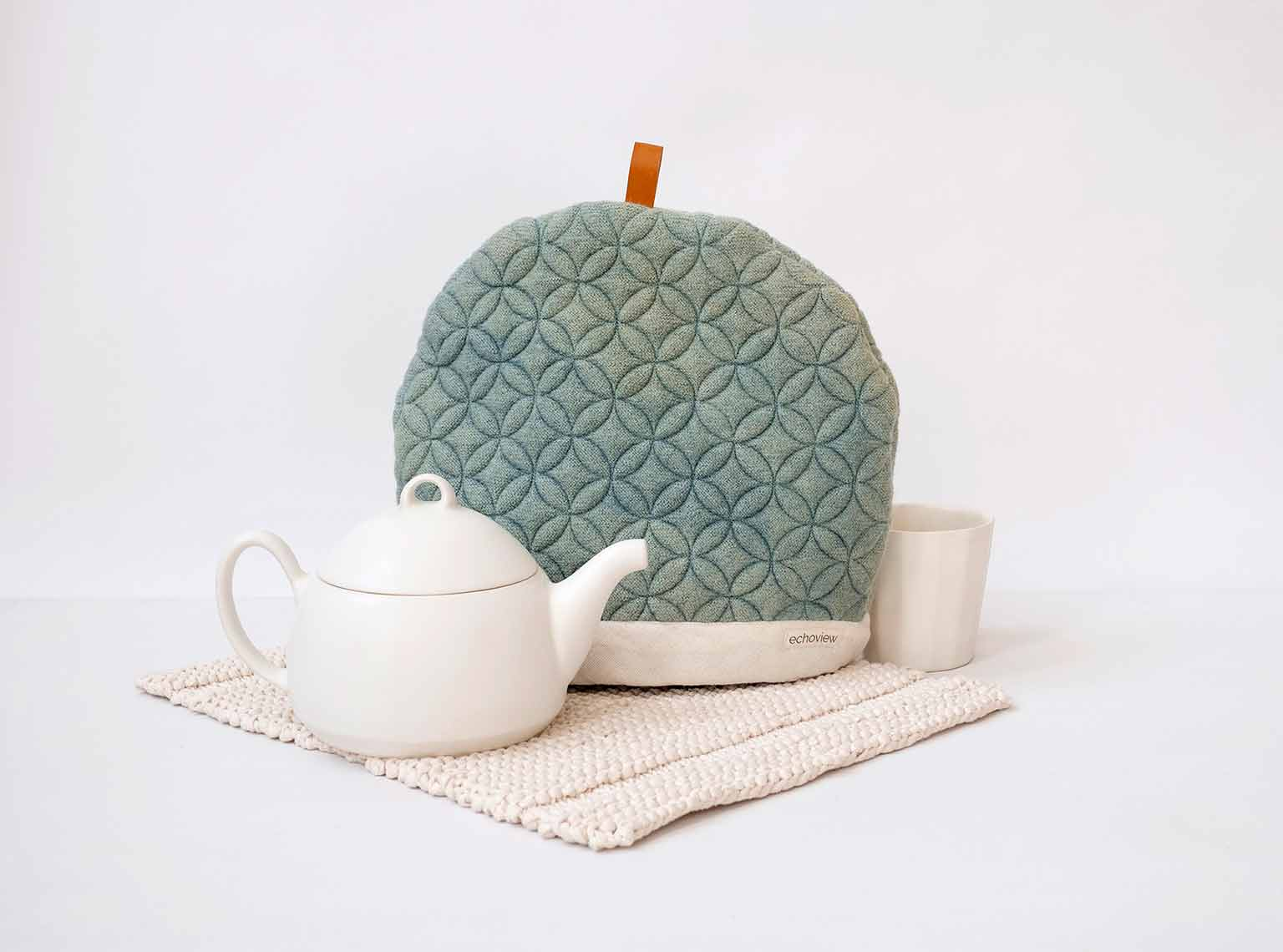 Teapot Warmer - Ethical, Sustainable Holiday Gift Guide - That Homebird Life Blog