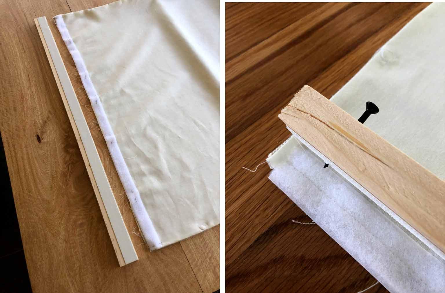 Diy Cordless Fabric Shades One Room Challenge Week Five