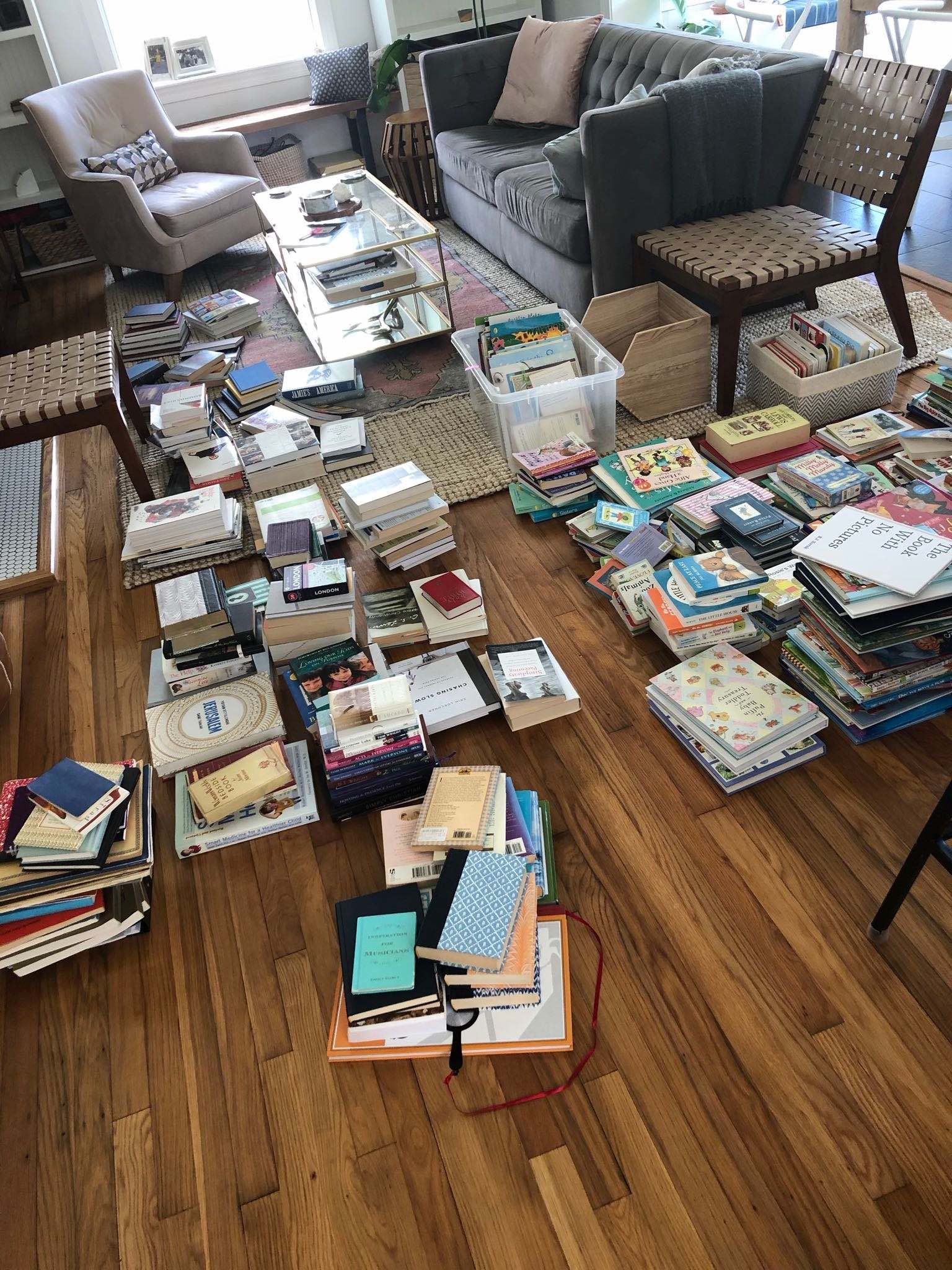 KonMari Part Three: How to Declutter & Organize Books